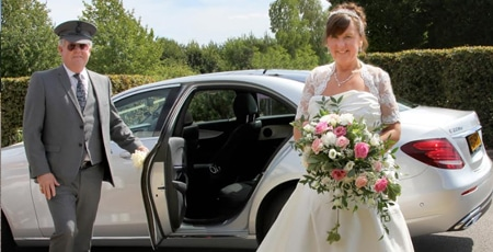 wedding car hire Nottingham